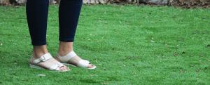 הלב הכחול נעלי נוחות