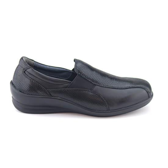 נעל גומי נפה+לקס שחור