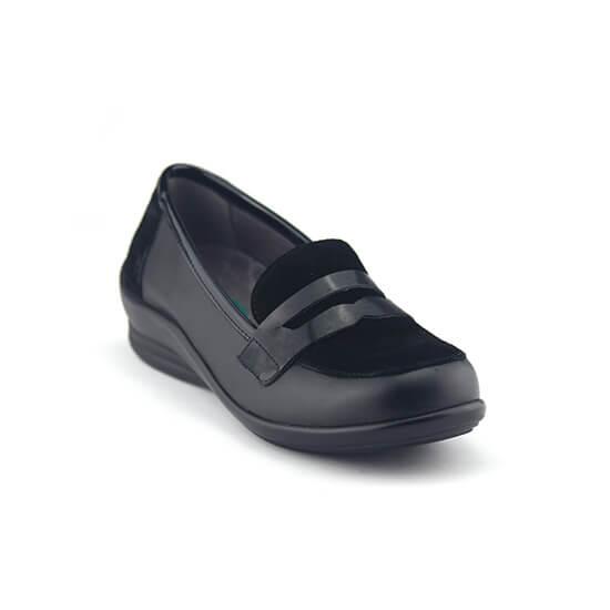 נעלי מוקסין אורטופדיות