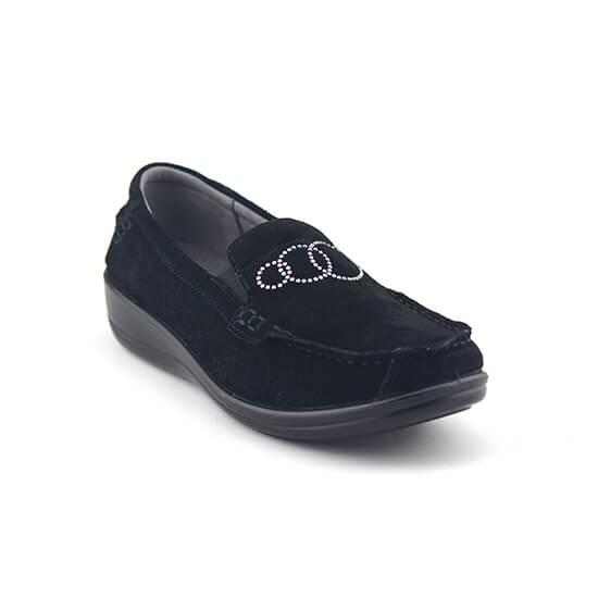 נעלי מוקסין אורטופדיות הדגם הקלאסי
