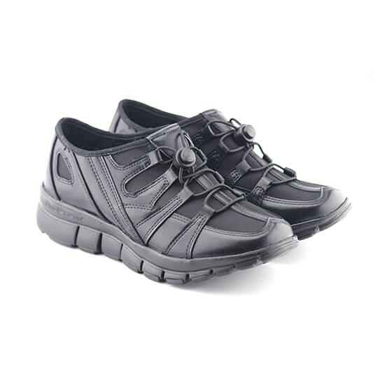 נעלי ספורט משולב, סגירת גומי