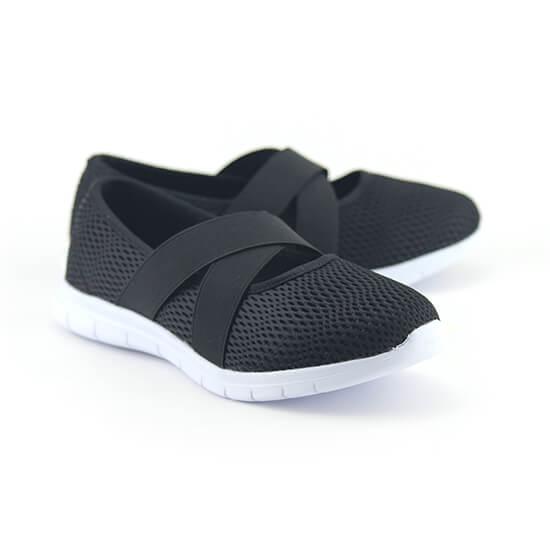 נעלי בובה ספורט אחיזת גומי