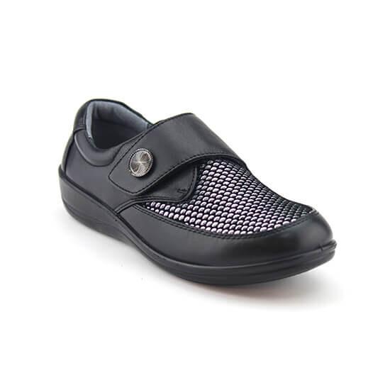 נעל אורטופדית סגירת סקווטש