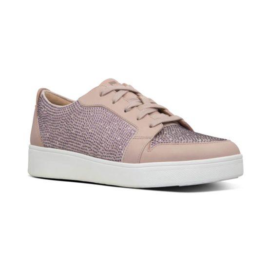 נעלי סניקרס יהלומים