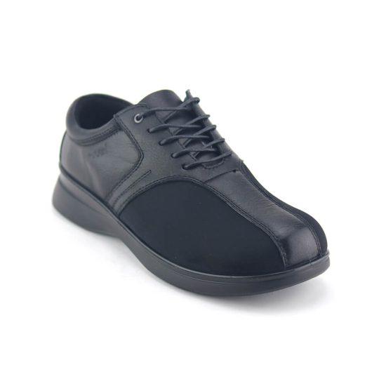 נעליים אורטופדיות עם לייקרה בצדדים