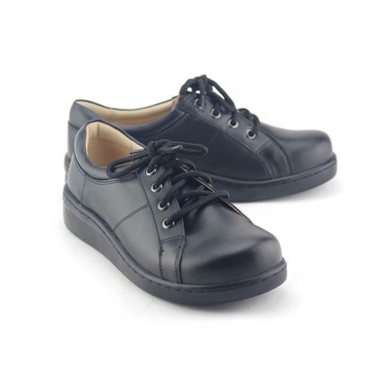 נעליים אורטופדיות מעור נפה