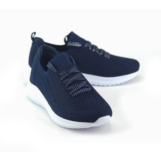 נעלי ספורט אלסטיות עם שרוך מדומה