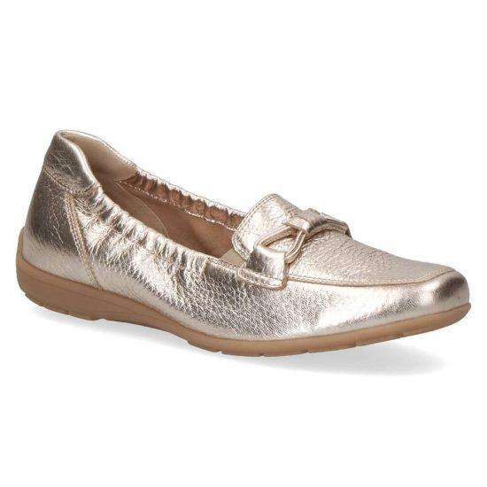 נעלי מוקסין מעור צבי רך במיוחד